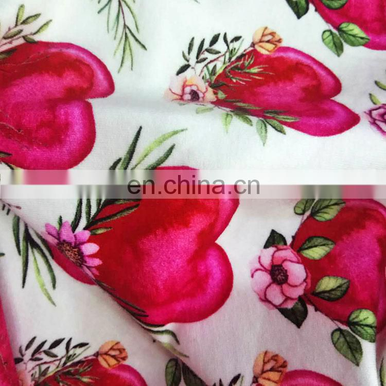 India Designs 100% printed rayon Fabric 60*60 90*88 Cheap High Quality Garment Fabric