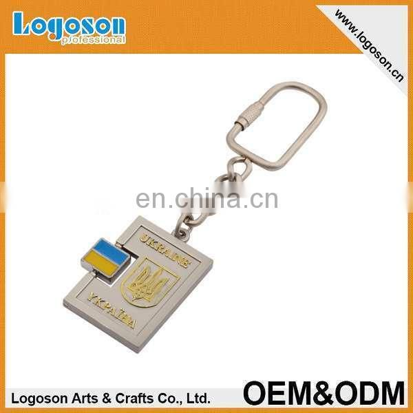 2015 novelty gift souvenir items custom design keychain antalya souvenir