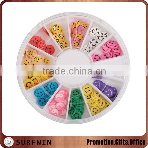 3d nail art, 3d fimo for nail art decoration,fimo polymer clay