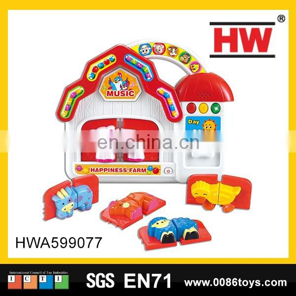 wholesale RC toy radio control hovercraft kits Electric powered boats with fan