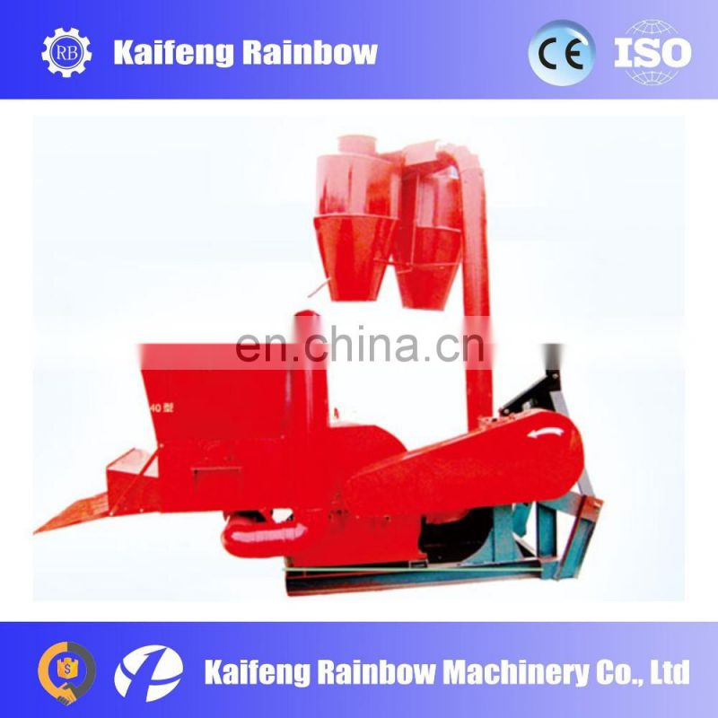 Most popular High-effenciency Straw crushing machine in factory price