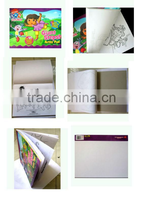 wholesale printing custom coloring custom color book
