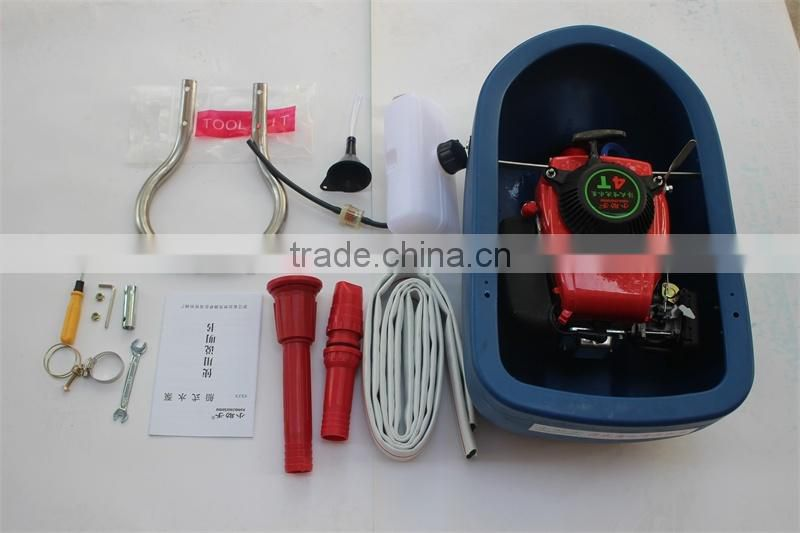 Machinery farm machine 4-stroke water pumping machine mini gasoline water pump