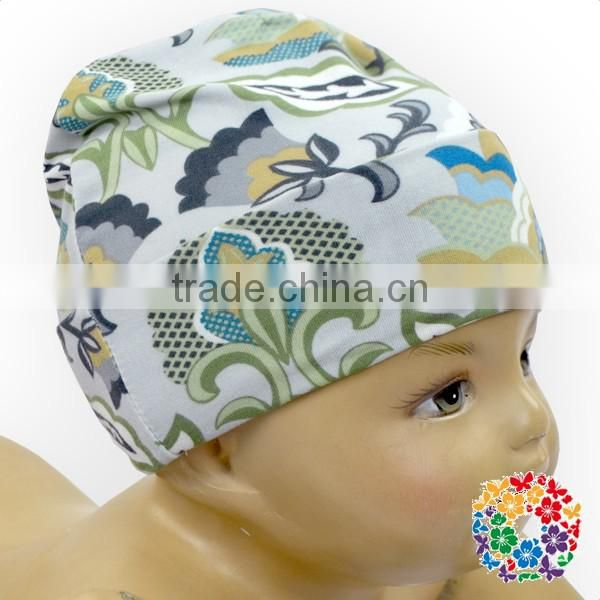 Adorable Print Patterns Cheap Beanie Toddler And Infant Beanie Hat