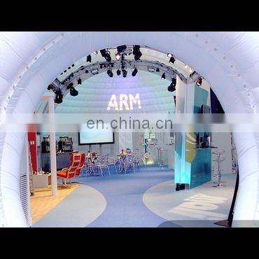 inflatable exhibition air tent, inflatable event tent, party tent