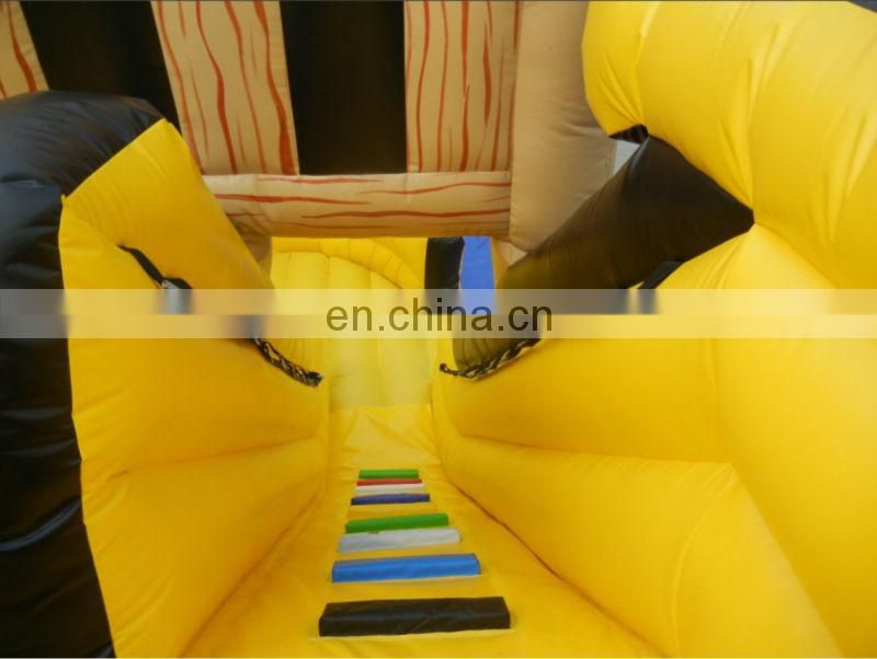 Inflatable slide for kids, dry slide for sale, small slide