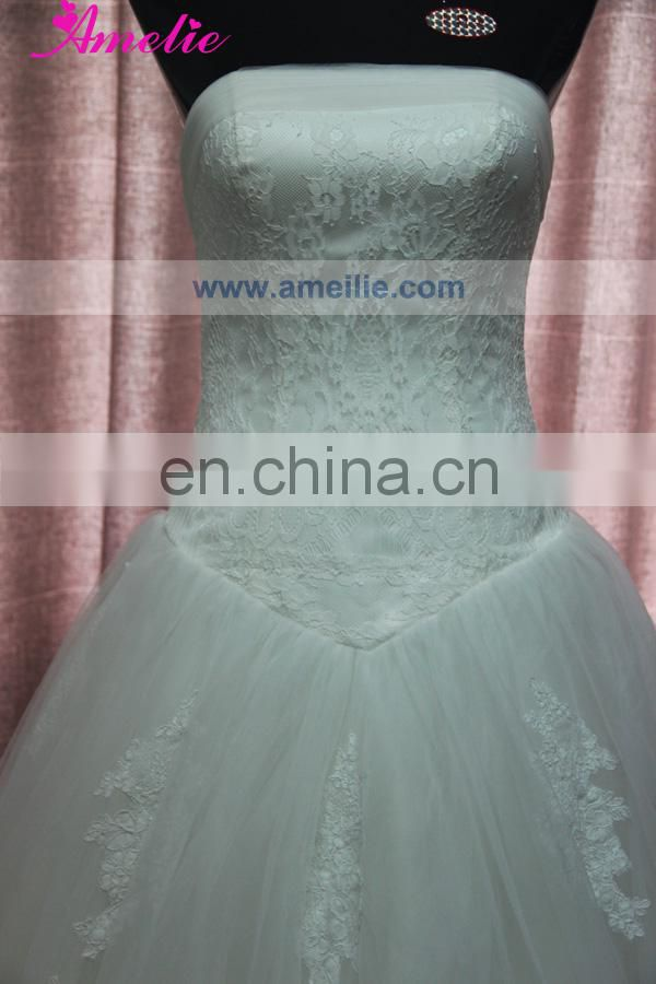 Elegant Lace Real Pictures Of Wedding Dress