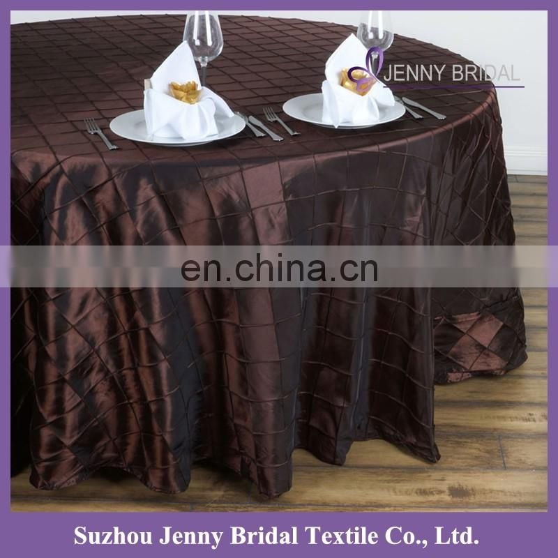 restaurant easter olive green pintuck fabric tablecloth