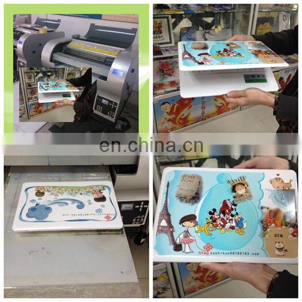Smartphone printing machine (multicolor)price,tablet flatbed printer(9 color)