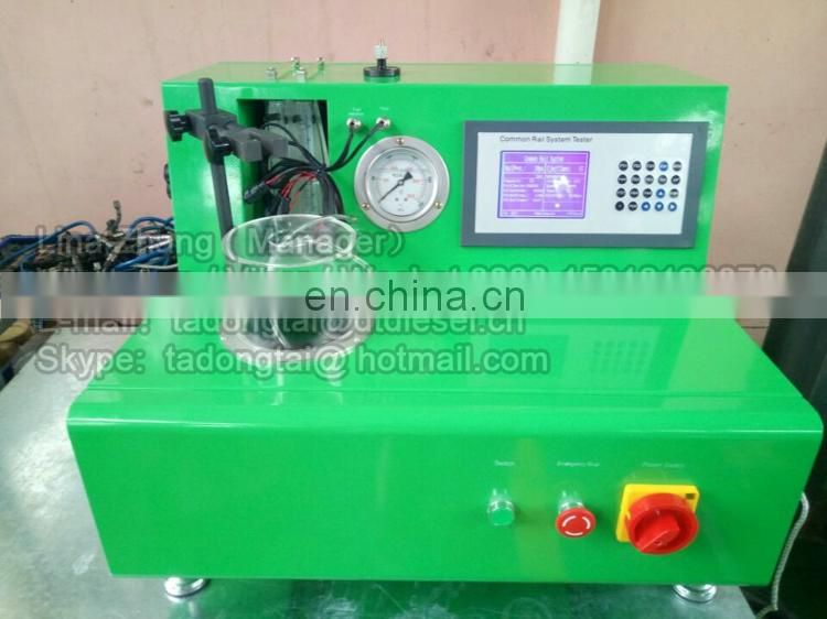 DTS100 /EPS100 New Type Common Rail Single Line Test Bench