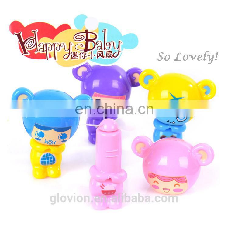 Hot sell High Quality happy baby battery operated mini fan