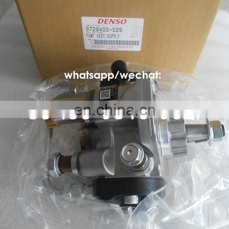 original and new Common rail fuel pump 294000-0294 294000-0290 294000-029# for 33100-45700