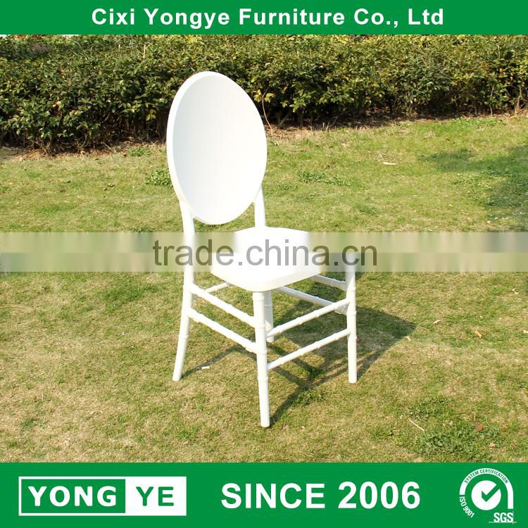 Decorate Wedding Resin Pc Ghost Chair