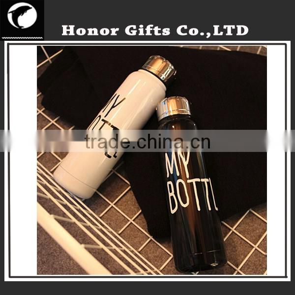 Hot Selling Double Wall My Bottle Thermos Water Bottle