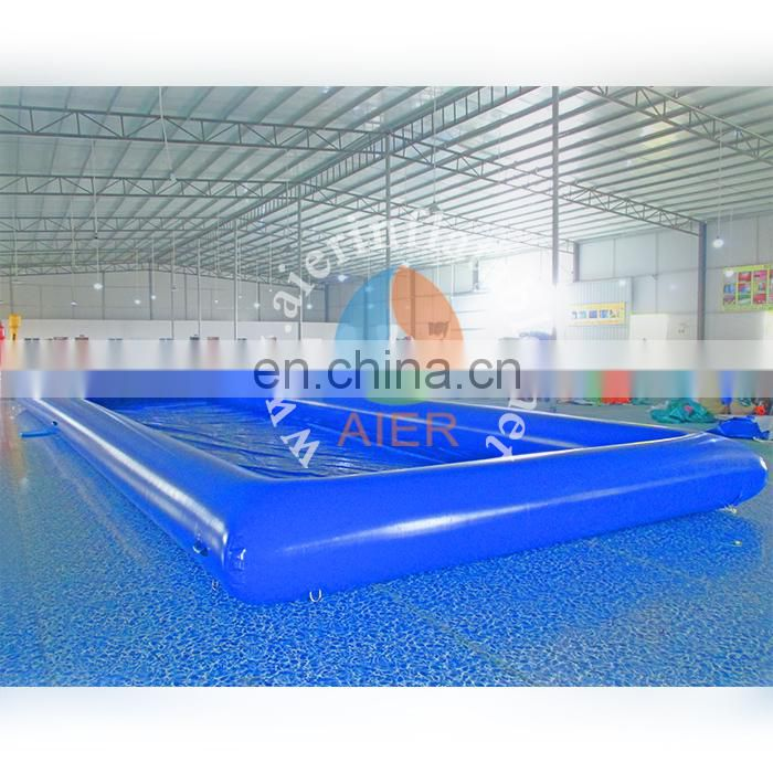 Hot sale giant inflatable pool slide for adult custom inflatable pool toys cheap inflatable swimming pool for sale
