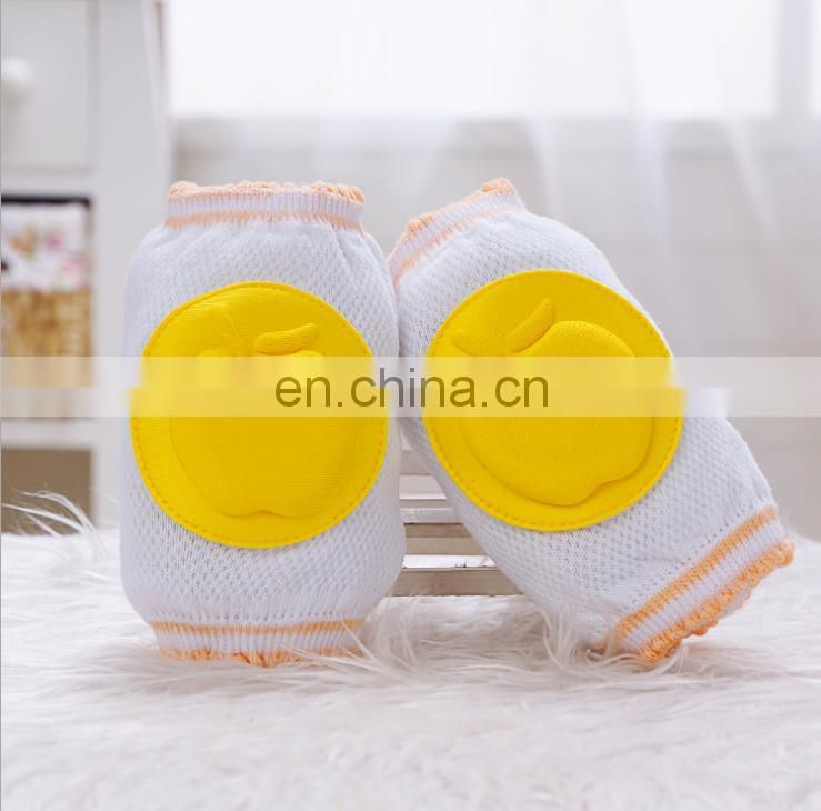 China suppliers high quality Baby Crawling Anti-Slip Knee baby knee pads for outdoors