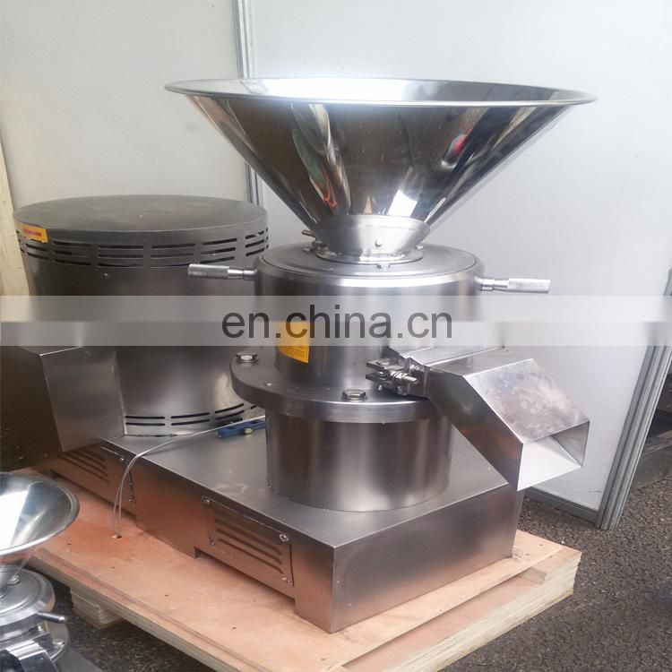 High Efficient sesame paste grinder machine cheap price for sale