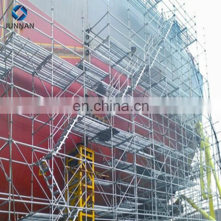 China Manufacturer aluminium scaffold for sale