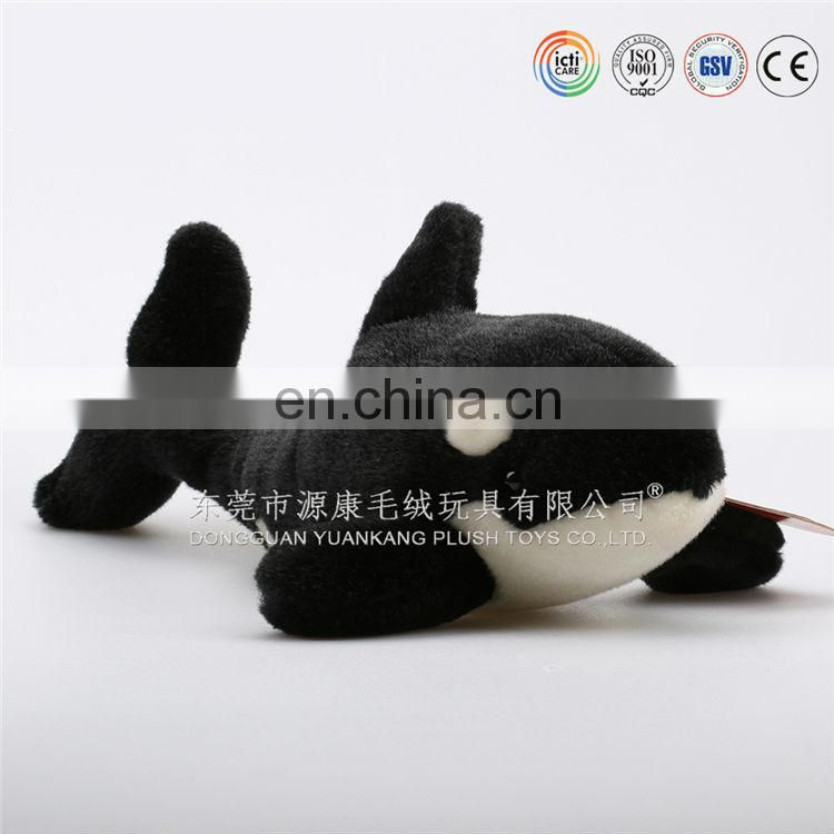 High quality double used soft seat cushion pillow & whale plush cushion