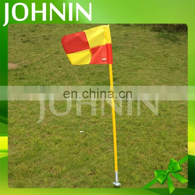 wholesale high quality custom sport soccer corner flags