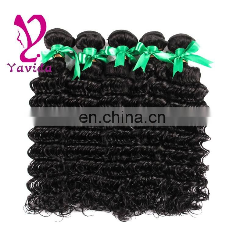 brazilian virgin human hair bulk extension wet and wavy virgin brazilian hair bundles remy hair bulk weft