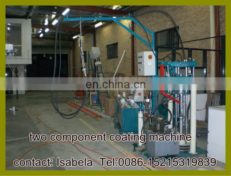 Two component sealant filling machine-insulating glass machine-Hollow glass coating machine (ST01)