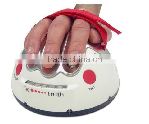 New arrival Electric Lie Detector / Shocking Liar Lie Detector / party trick toys