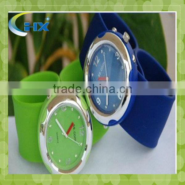 Colorful Silicone Watches
