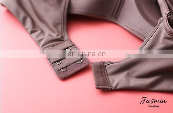 unwired comfortable latest bra Breathing Fitness Bra Full Support Bra For Sexy Ladies
