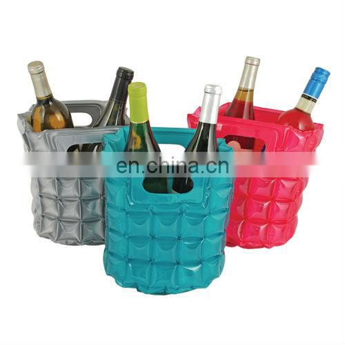little inflatabe bottle cooler