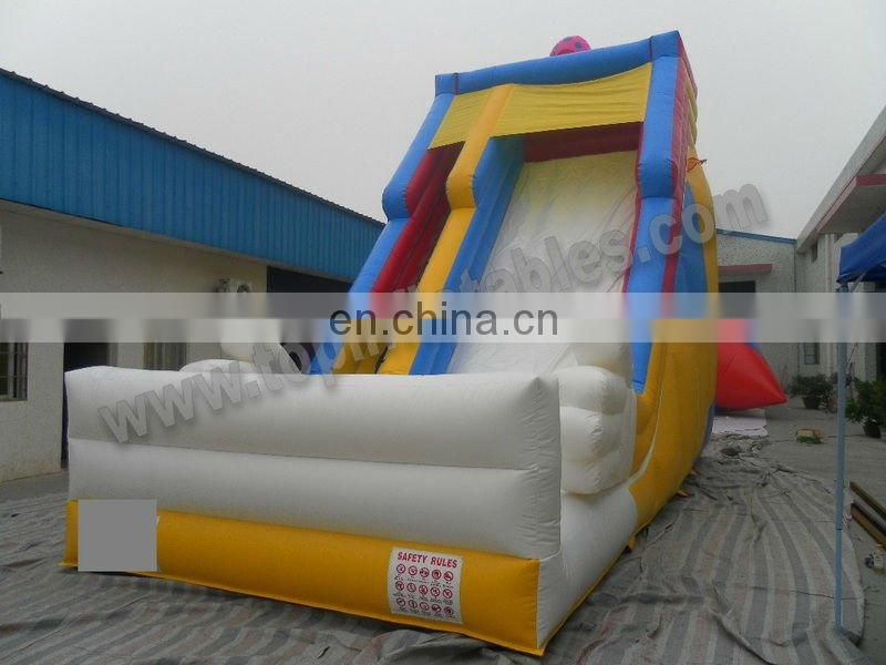 TOP quality animal theme inflatable fun city Small inflatable fun city