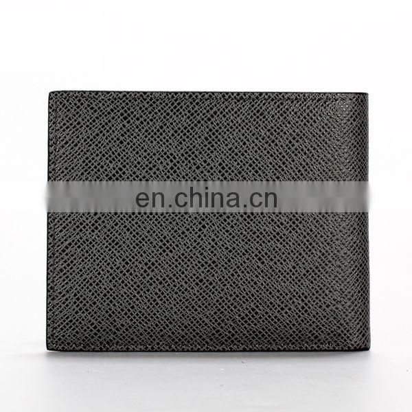 HOT SALE FASHION NAME 2014 CHEAP DIY MAN GENUINE LEATHER WALLET