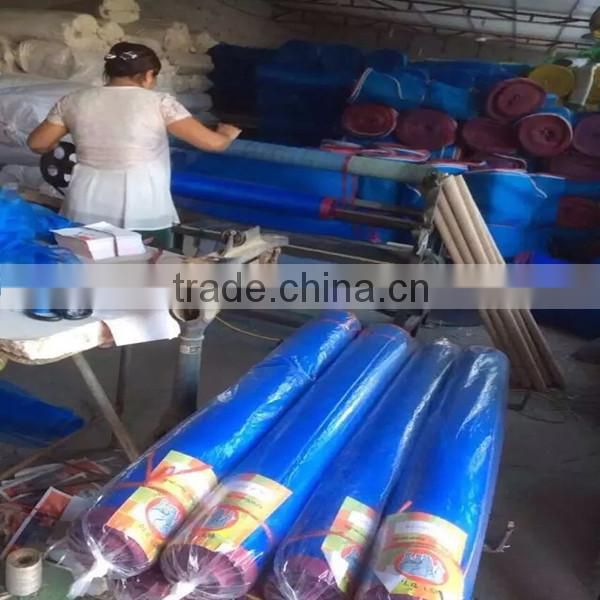 China factory wholesale plastic anti hail and insect net mesh plant covers for greenhouse