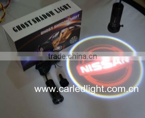 Custom logo available led car door logo laser projector light