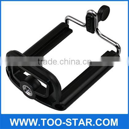 New Universal Mobile Clip For Monopod Stretch 55-90mm