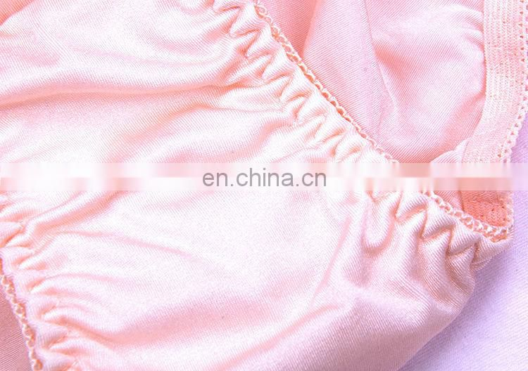 2015 Hot-Selling Princess Peach Color White Lace Sexy Ladies High-Cut Panties
