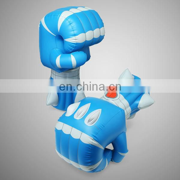inflatable fists