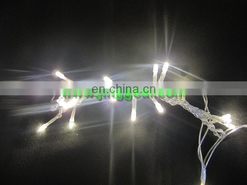 Decorative led light string