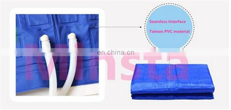 2017 can be used for summer camp- battery powered electric air conditioner cooling mattress
