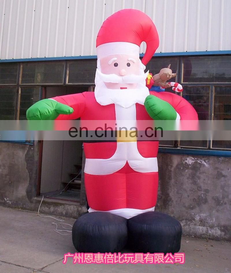 inflatable Outdoor Customized Inflatable Train Christmas Products