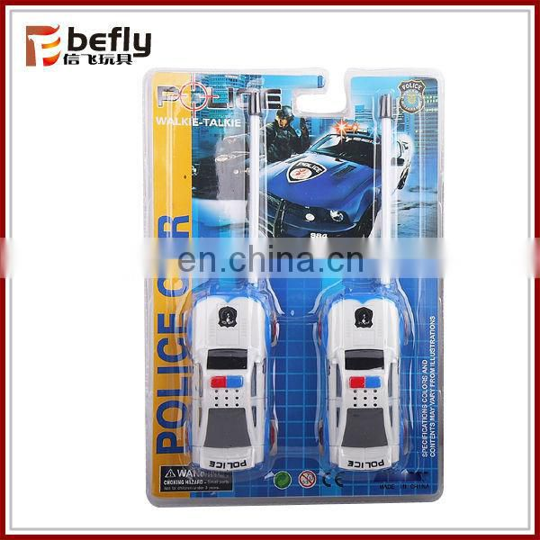 Newest plastic walkie talkie play set