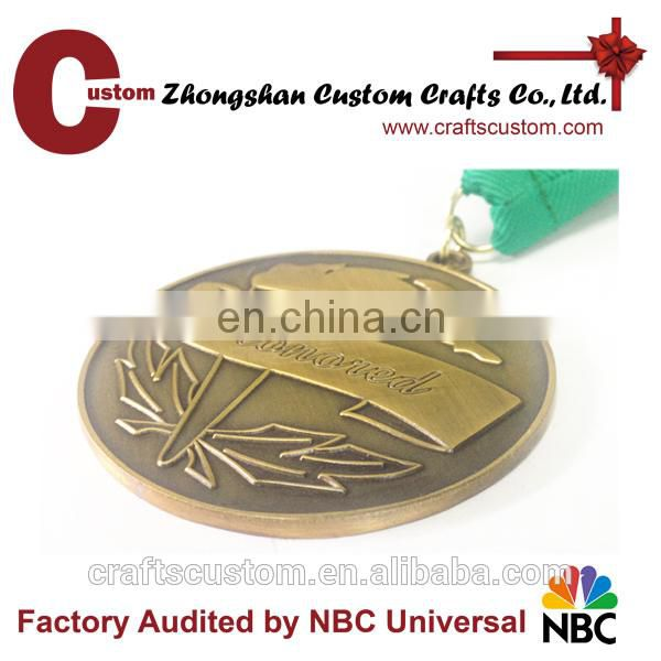 Custom Hot sale metal manufacture of medal,custom medals and trophies
