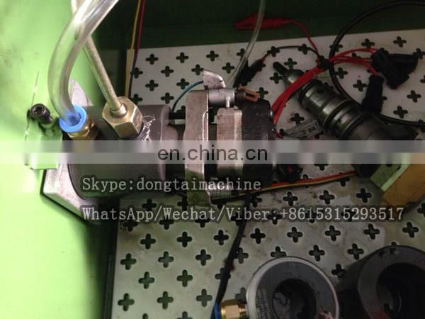 Hydraulic Electronic Unit injectors test bench For 7.3L Ford powerstroke HEUI Injector