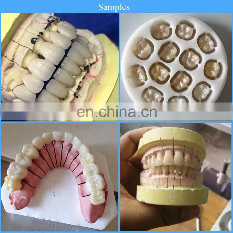 CAD CAM Super High Translucent dental bleach shade color zirconia blocks