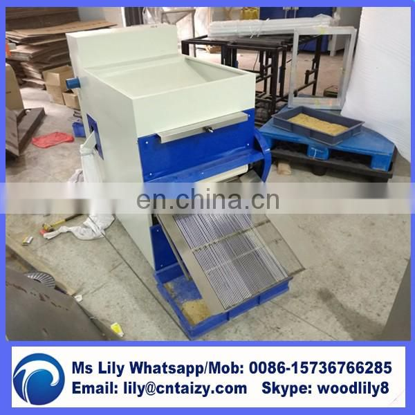 Mealworm farm machine mealworm separator machine separate from dead worm pupae dung