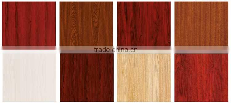 PVC Coated Decorative Interior Wood Door Panel
