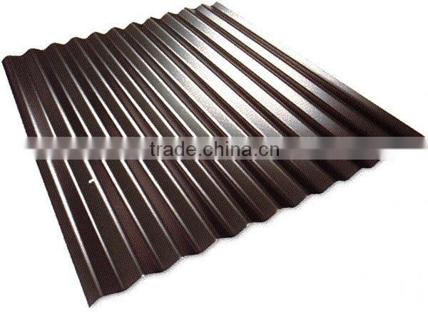 iron steel tile