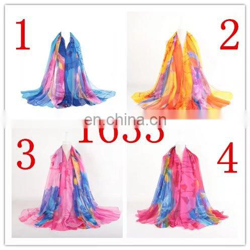 custom print wholesale women high quality alibaba infinity scarf
