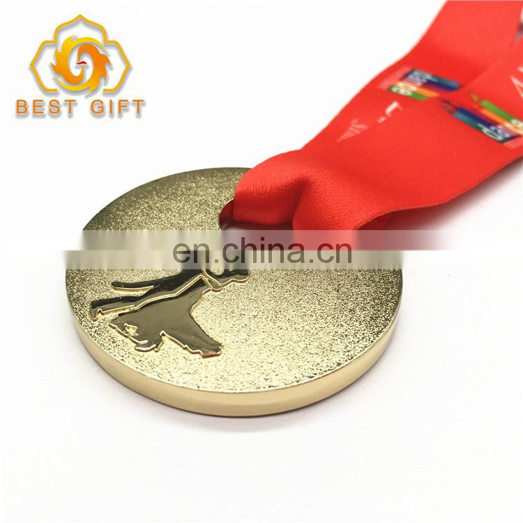 Manufacturer Major In Design Customer Game Sport Metal Medals