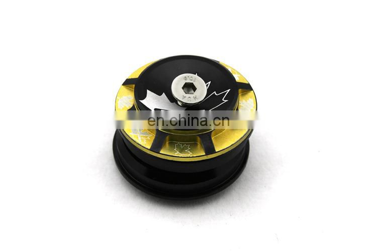 CNC machined Two-tone headset double sealed cartridge bearing